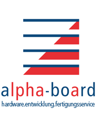 alpha-board logo